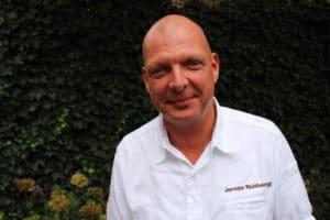 Jeroen Robberegt nieuwe voorzitter Stichting Sterklas