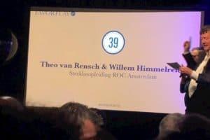 Theo van Rensch en Willem Himmelreich in Food Top 100